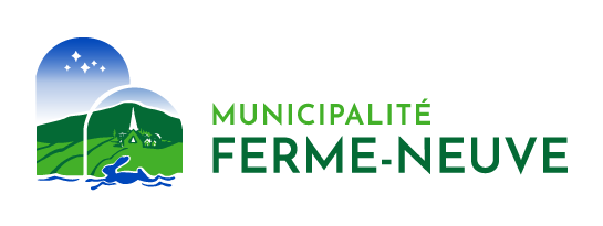 Municipalité de Ferme-Neuve - Logo officiel